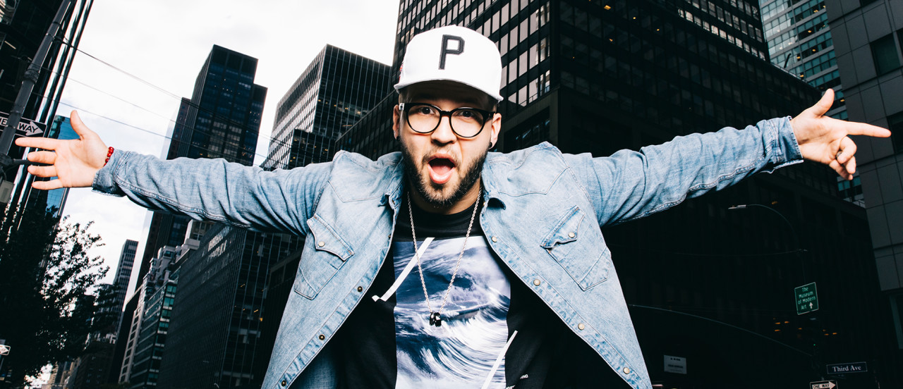 Andy Mineo Reach Records