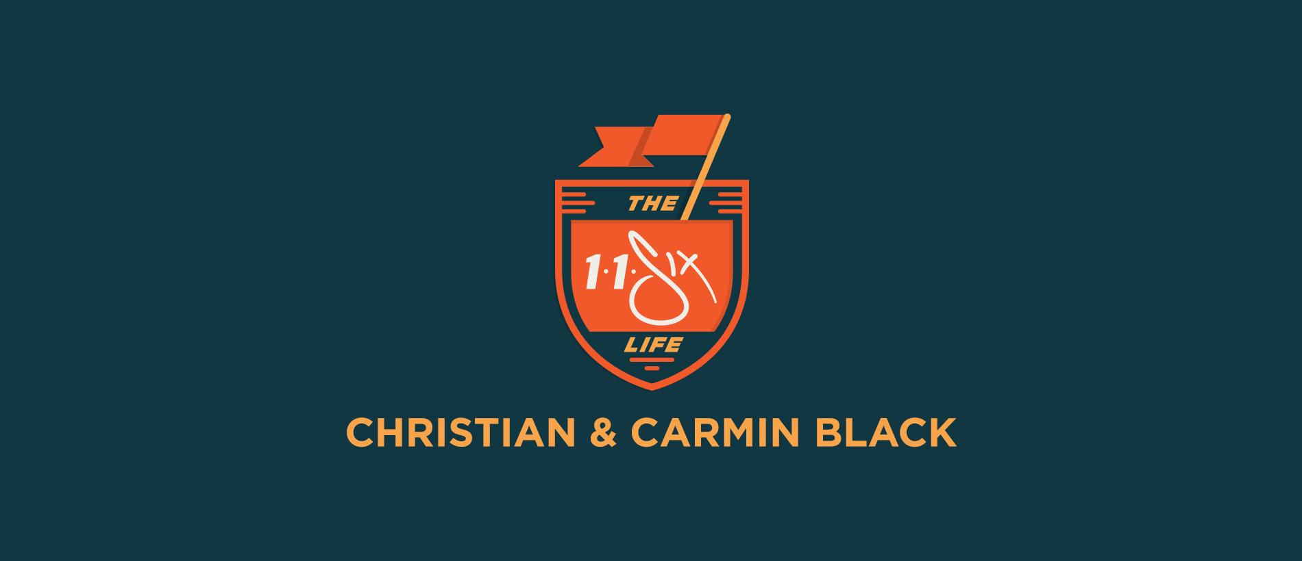 The 116 Life x Christian & Carmin Black