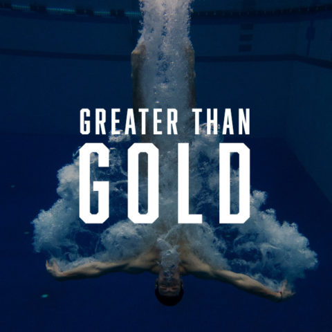 Olympic Gold Diver David Boudia x Greater Than Gold Playlist