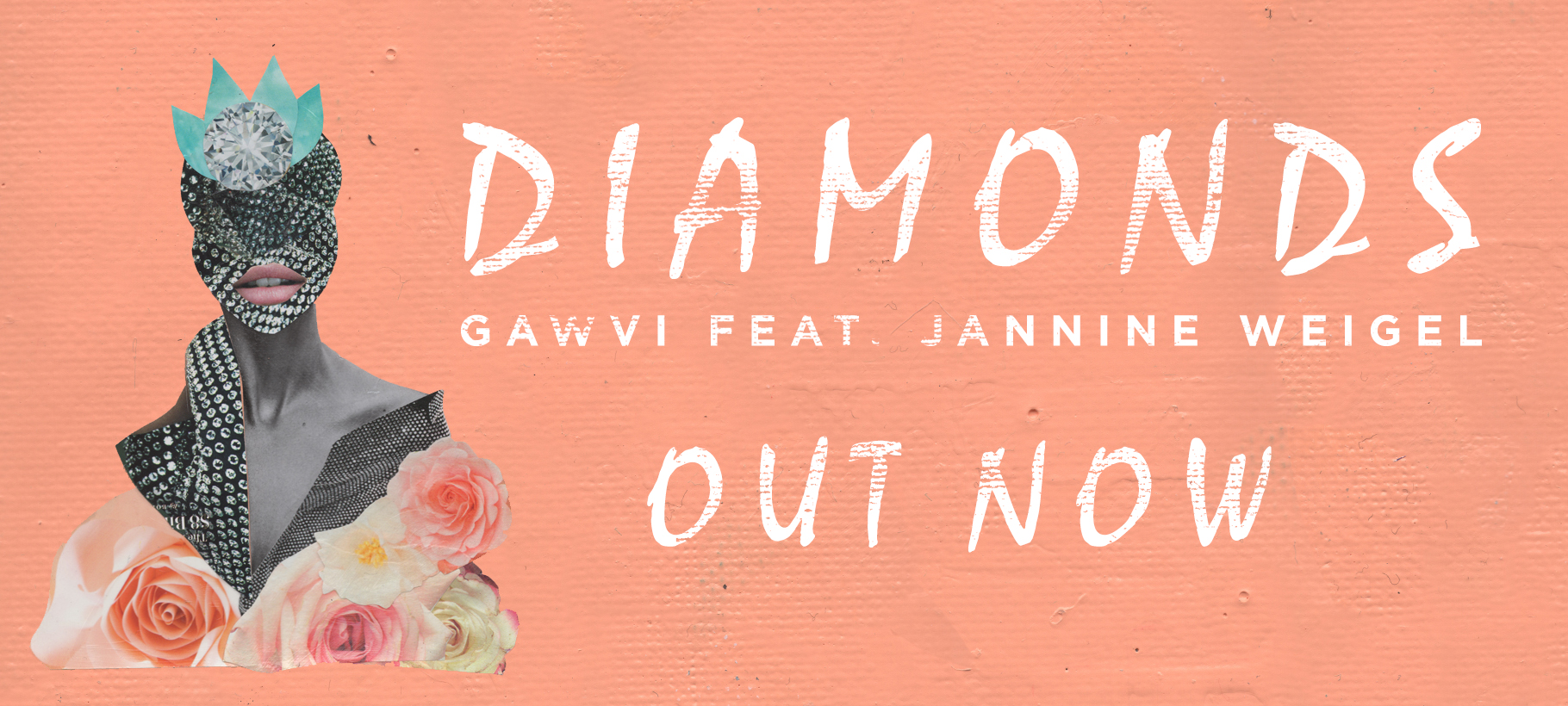 "GAWVI Releases New Song ""Diamonds"""